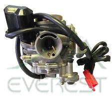 New 49cc 50cc GY6 ATV Moped Scooter Carburetor & Manifold Kit Sunl Roketa JCL