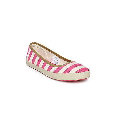 Mast & Harbour Women Striped Flat Shoes -DV0