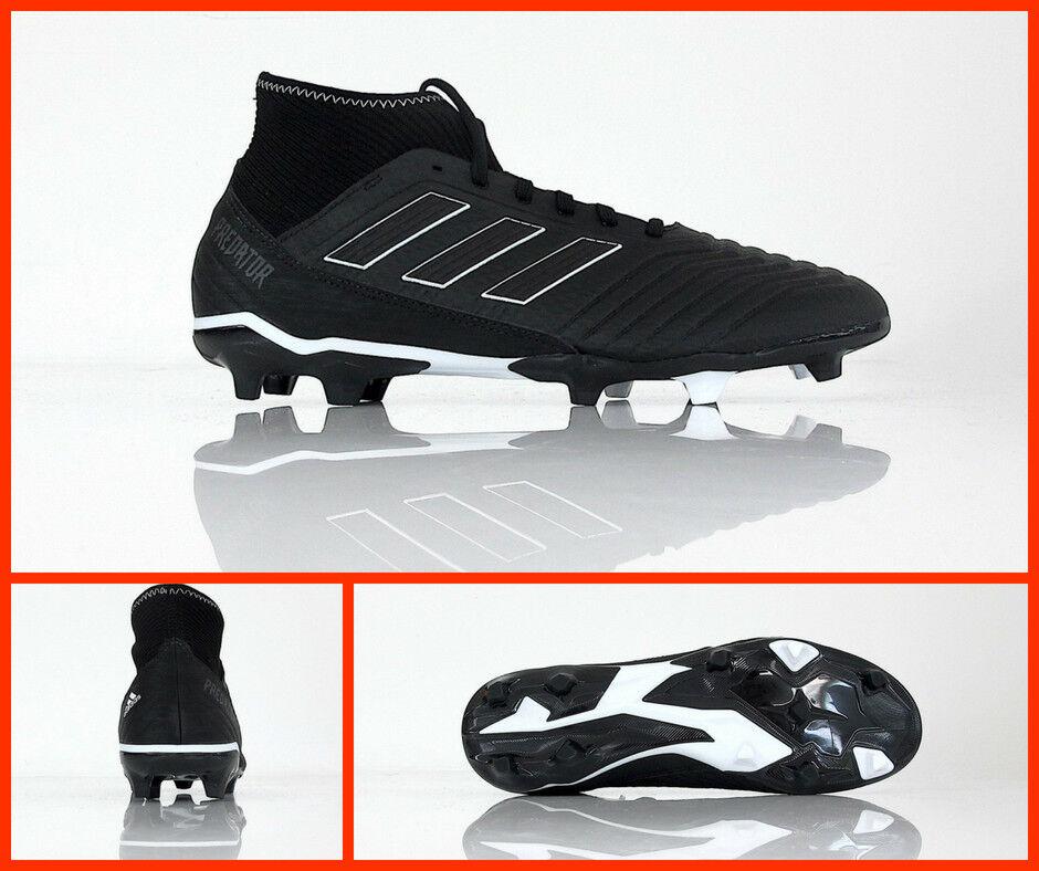 Adidas Schuhe Fußball protator 18.3 fg DB2000 schwarz Juli 2018  | Reichhaltiges Design