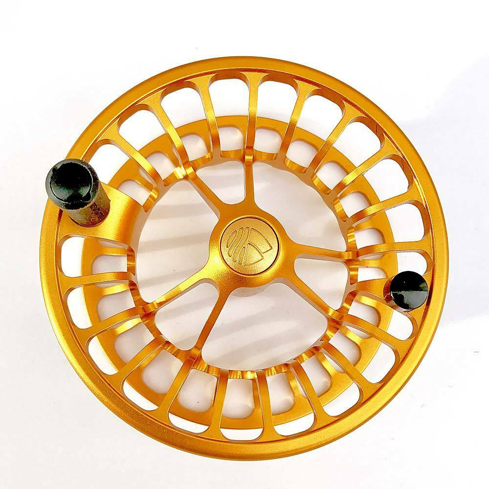 NEW SPARE SPOOL FOR REDINGTON RISE III  8 WEIGHT AMBER FLY FISHING REEL