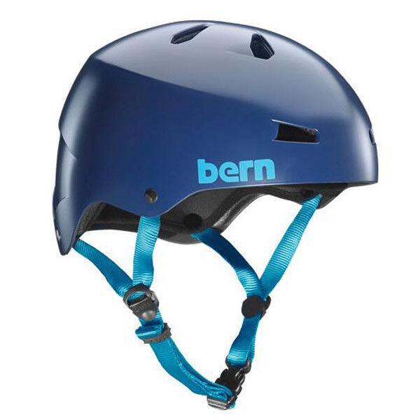 Bern Bern Bern Macon H2O Helm für Wakeboard Kajak Wassersport navy a8546a