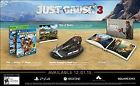 Just Cause 3: Collector's Edition (Sony PlayStation 4, 2015)