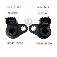 ABS Wheel Speed Sensor Rear Right Left For Toyota Tacoma Tundra ALS1250 ALS1249