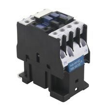 Power Ac Contactor 1no Ac 220v 5060hz Coil Motor Starter Relay 32a 3 Phase Pole