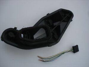 Peugeot 207 Hatchback Passenger Uk Left Side Rear Light Bulb Holder With Plug Ebay