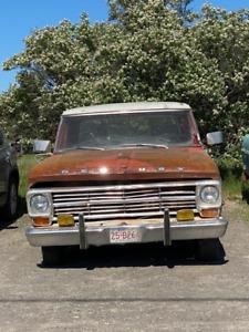 1968 Mercury M100
