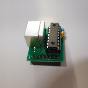 Commodore-Amiga-500-Keyboard-Adapter-PC-PS-2-Keyboard-Interface-A500-Plus