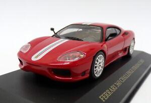 IXO-escala-1-43-Modelo-de-Coche-FER011-2003-Ferrari-360-Challenge-Stradale-Rojo