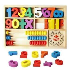 Wooden-Multi-functional-Math-Box-Toys-Set-Children-Mathematical-Education-Toys