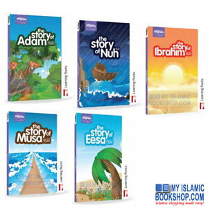 Details about Stories Of The Prophets (AS) Islamic Muslims Kids Children  Books Gift Ideas