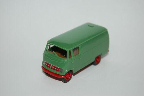 Brekina 36014 Mercedes Benz L319 Kastenwagen grün H0 1:87 NEU /& OVP