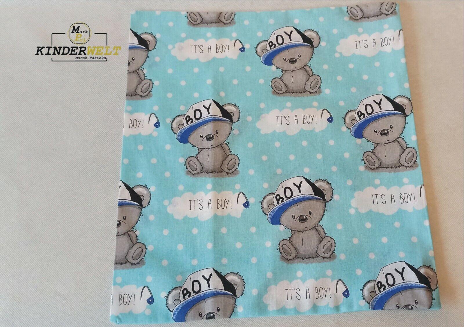 Kissenbezug Kissenbezug Kissenbezug 100% Baumwolle für Kinder Kleinkinder