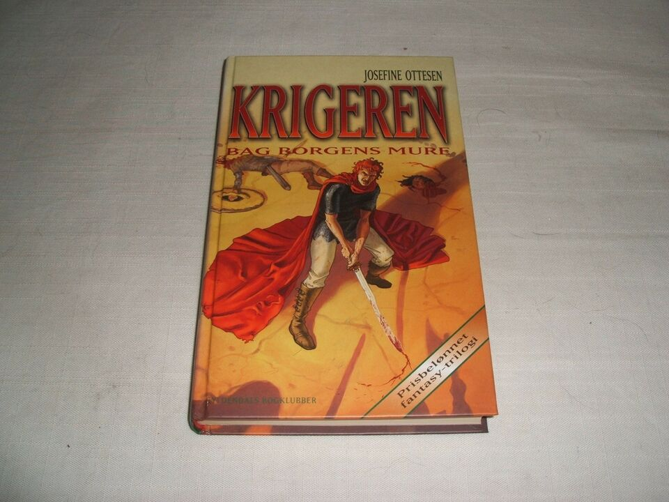 Krigeren, Josefine Ottesen, genre: eventyr
