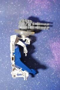 VINTAGE STAR WARS MILLENNIUM FALCON GUN CHAIR WINDOW MOUNT KENNER parts cannon