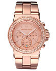 Michael Kors MK5412 Dylan Rose Gold Chronograph Ladies Watch