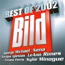 Bild-Best of 2002 Enrique Iglesias, Tiziano Ferro, Sugababes, Ashanti, .. [2 CD]