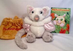 WOW-ON-SALE-NOW-Greater-Glider-Stuffed-Animal-amp-Story-Booklet-by-PocketFuzzies