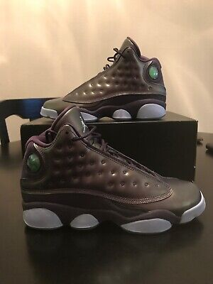 NIKE AIR JORDAN 13 RETRO PREMIUM HC DARK RAISIN SZ 6Y-WOMENS SZ 7.5 AA1236-520