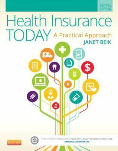 Health Insurance Today: A Practical Approach by Beik AA  BA  MEd, Janet I. 2