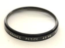 Aramec Close Up 1D 49mm FILTER. (0407)