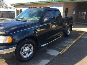 2003 Ford F 150 2WD