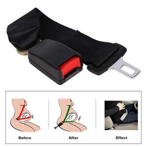 36cm-Universal-Safety-Seatbelt-Extender-Extension-Car-Seat-Lap-Belt-Buckle-Baby