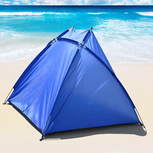 New Portable Beach Tent Shelter Sun Shade Canopy Camping