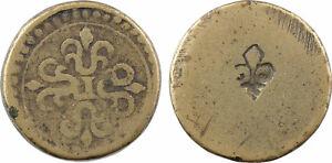 France-Henri-III-Poids-monetaire-avec-fleur-de-lis-gravee-31