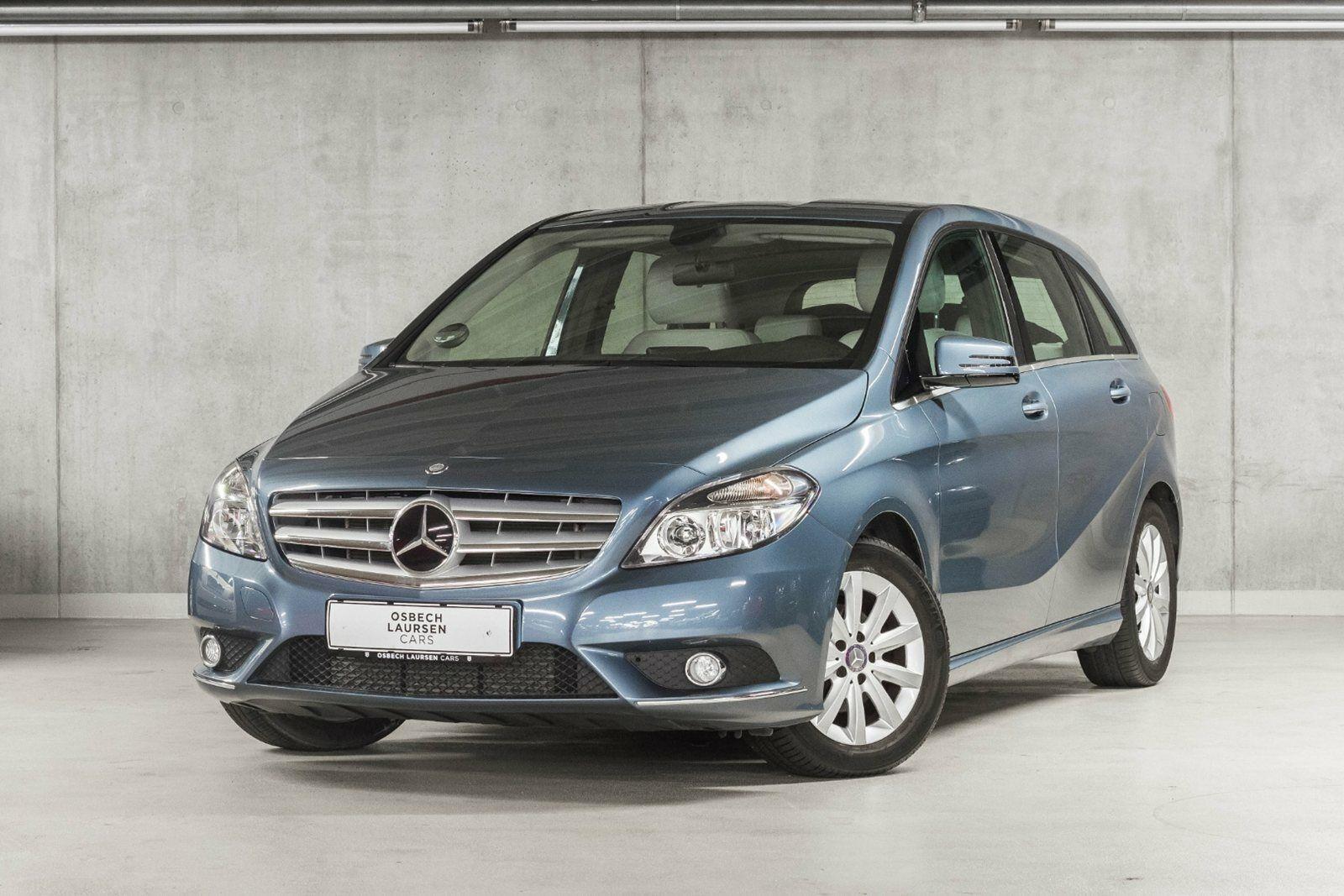 Mercedes B180 1,6 BE 5d - 199.000 kr.