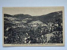 CASTEL D'AIANO panorama Bologna vecchia cartolina