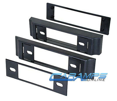 GM CHEVY TRUCK CAR STEREO DASH MOUNTING KIT CD PLAYER RADIO INSTALLATION TRIM