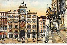 BT1751 venezia i cavali di bronzo  italy postcard
