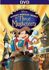 The Three Musketeers (DVD, 2014, 10th Anniversary)