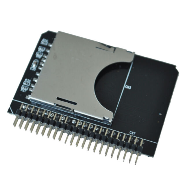 44-Pin Male IDE To SD Card Adapter BN U0