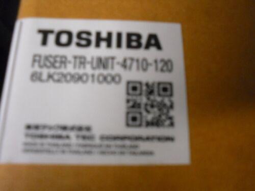 GENUINE Toshiba E Studio 477S 477SL 527S Fuser Unit 6LK20901000 4710-120 New