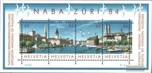 Schweiz-Block24-kompl-Ausg-FDC-1984-NABA
