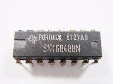 SN16848BN  4-Step-Analog-Schalter  IC SCHALTKREIS #E23