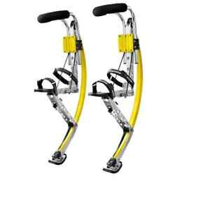 Men Women Fitness Kangaroo Shoes Jump Stilts Spring Pogo Stilts 155 200lbs Gift by Skyrunner