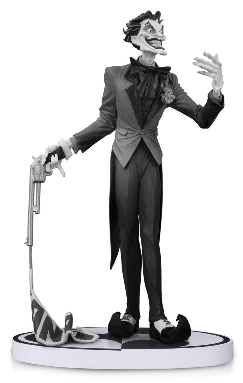 Batman schwarz schwarz schwarz & Weiß Series The Joker By Jim Lee 2nd Edition Statue Dc Direct d9d0ba