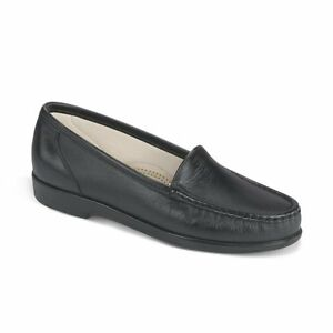SAS SAN ANTONIO SHOEMAKERS COMFORT SHOES SIMPLIFY BLACK  SIZE  10.5 N