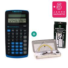 TI 30 ECO RS Taschenrechner + GeometrieSet und Garantie