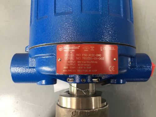 magnetrol level switch Model F50-4C2C-DNQ  115 PSIG At 100 F 1.5 Inch 5.5 Flow