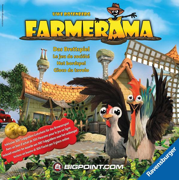 clienti prima reputazione prima RAVENSBURGER Farmerama Gioco da tavolo gioco browser gioco agricoltore agricoltore agricoltore Bauer campi raccolto  Spedizione gratuita per tutti gli ordini