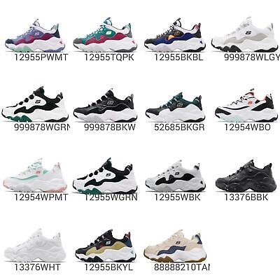 Mens Sneakers Shoes 0 Daddy D Foam Chunky Pick Lites 3 Womens Skechers 1Ebay Memory 4LAj35Rq