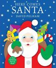 Here Comes Santa: A Mini Holiday Pop-up by David Pelham (Other book format, 2008)