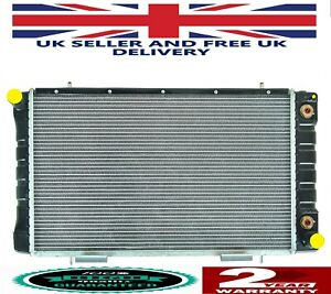 new-radiator-fits-Land-Rover-Defender-90-110-with-Oil-Cooler