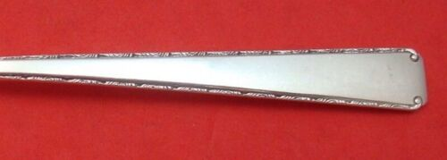 Old Lace by Towle Sterling Silver Ice Cream Dessert Fork Custom Made 6/""