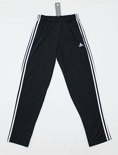 NWT ADIDAS Men/'s Black-White Track Warm-Up Suit Large Set Jacket /& Pants Jog