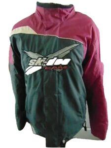 SKIDOO-Ladies-x-team-jacket-Ski-doo-winter-coat-snowmobile-BRP-Size-16