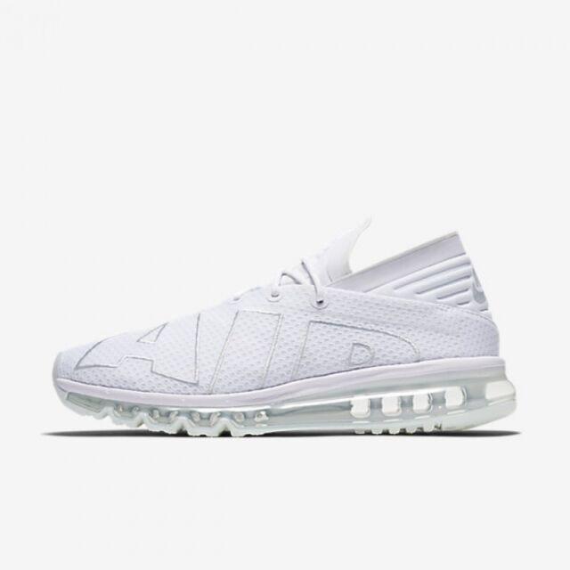 Nike Air Max Flair Men's Running Shoes - White Pure Platinum 942236-100